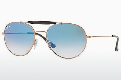 Solbriller Ray-Ban RB3540 90353F - Rosa