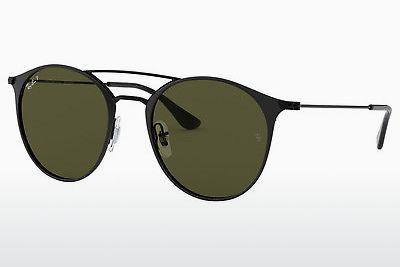 Solbriller Ray-Ban RB3546 186/9A - Sort
