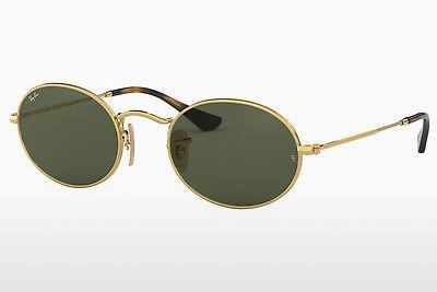 Solbriller Ray-Ban RB3547N 001 - Guld