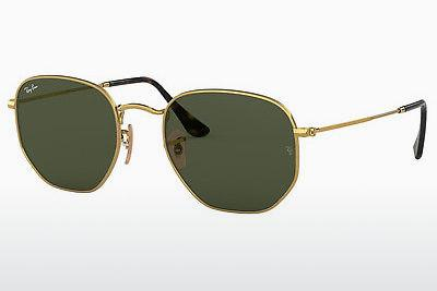 Solbriller Ray-Ban RB3548N 001 - Guld