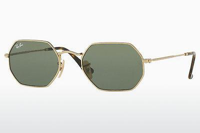 Solbriller Ray-Ban RB3556N 001 - Guld