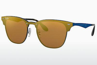 Solbriller Ray-Ban RB3576N 90377J - Orange, Blå