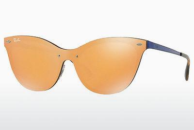 Solbriller Ray-Ban RB3580N 90377J - Orange, Blå