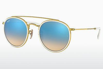 Solbriller Ray-Ban RB3647N 001/4O - Guld