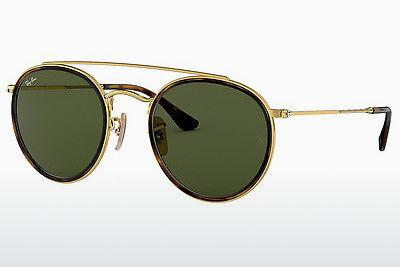 Solbriller Ray-Ban RB3647N 001 - Guld