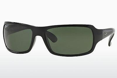 Solbriller Ray-Ban RB4075 601/58 - Sort