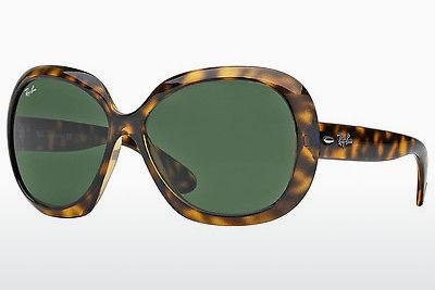 Solbriller Ray-Ban JACKIE OHH II (RB4098 710/71) - Brun, Havanna