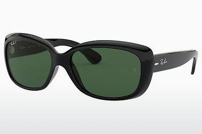 Solbriller Ray-Ban JACKIE OHH (RB4101 601/58) - Sort