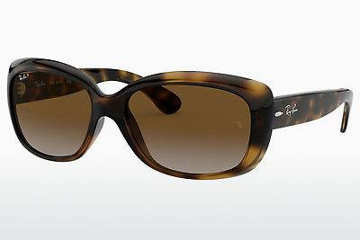 Solbriller Ray-Ban JACKIE OHH (RB4101 710/T5) - Brun, Havanna