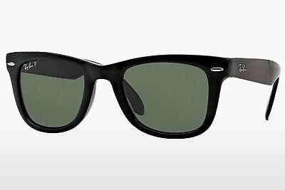 Solbriller Ray-Ban FOLDING WAYFARER (RB4105 601/58) - Sort