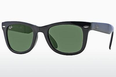 Solbriller Ray-Ban FOLDING WAYFARER (RB4105 601) - Sort