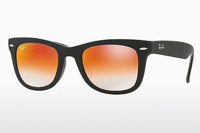 Solbriller Ray-Ban FOLDING WAYFARER (RB4105 60694W) - Sort