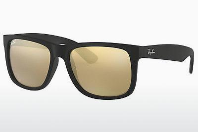 Solbriller Ray-Ban JUSTIN (RB4165 622/5A) - Sort