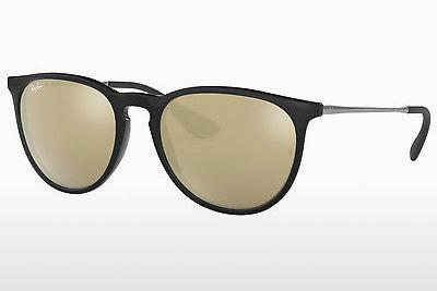 Solbriller Ray-Ban ERIKA (RB4171 601/5A) - Sort