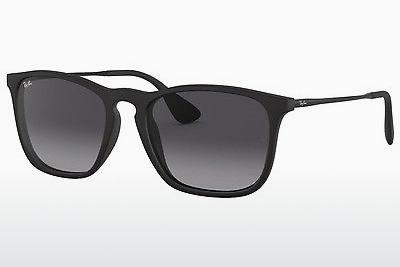 Solbriller Ray-Ban CHRIS (RB4187 622/8G) - Sort