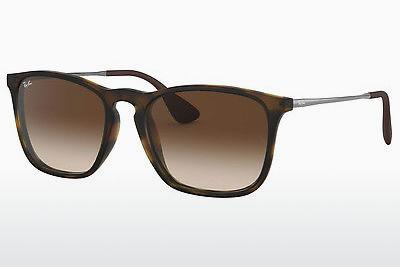 Solbriller Ray-Ban CHRIS (RB4187 856/13) - Brun, Havanna