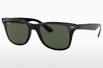 Solbriller Ray-Ban WAYFARER LITEFORCE (RB4195 601/71) - Sort