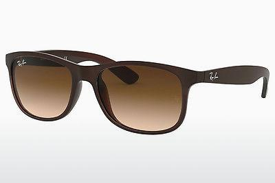 Solbriller Ray-Ban ANDY (RB4202 607313) - Brun