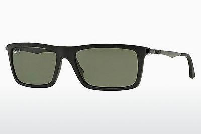 Solbriller Ray-Ban RB4214 601S9A - Sort
