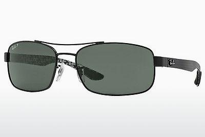 Solbriller Ray-Ban RB8316 002/N5 - Sort