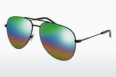 Solbriller Saint Laurent CLASSIC 11 RAINBOW 007 - Sort