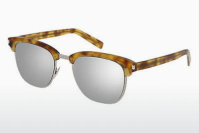 Solbriller Saint Laurent SL 108 SLIM 002 - Brun, Havanna
