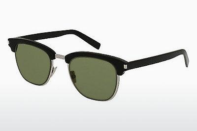 Solbriller Saint Laurent SL 108 SLIM 003 - Sort