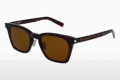Solbriller Saint Laurent SL 138 SLIM 003 - Brun, Havanna