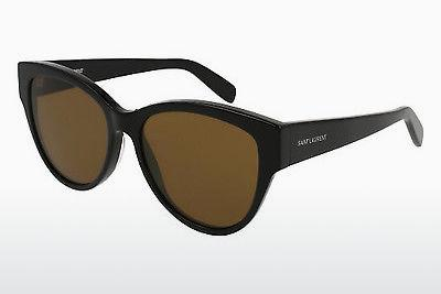 Solbriller Saint Laurent SL 162 001 - Sort