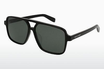 Solbriller Saint Laurent SL 176/F 001 - Sort