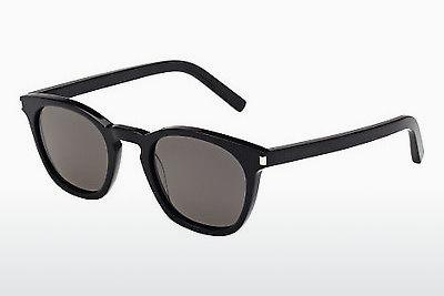Solbriller Saint Laurent SL 28 002 - Sort