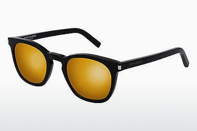 Solbriller Saint Laurent SL 28 011 - Sort