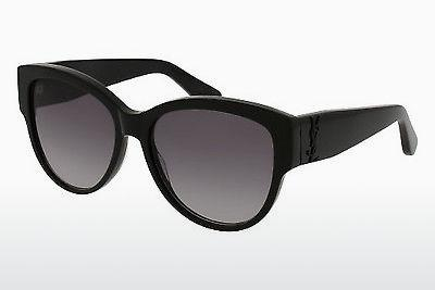 Solbriller Saint Laurent SL M3 001 - Sort