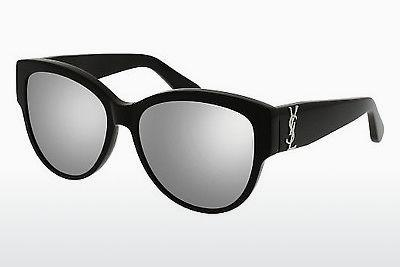 Solbriller Saint Laurent SL M3 003 - Sort