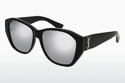 Solbriller Saint Laurent SL M8 002 - Sort