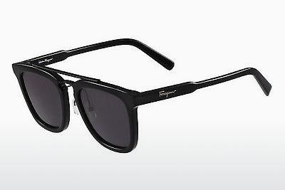 Solbriller Salvatore Ferragamo SF844S 001 - Sort