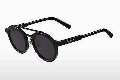 Solbriller Salvatore Ferragamo SF845S 001 - Sort