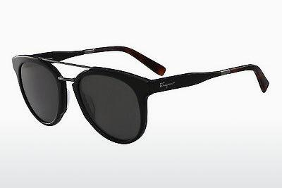 Solbriller Salvatore Ferragamo SF865SP 001 - Sort