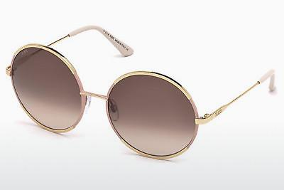 Solbriller Tod's TO0186 28F - Guld