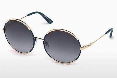 Solbriller Tod's TO0186 28W - Guld