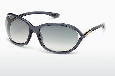 Solbriller Tom Ford Jennifer (FT0008 0B5) - Grå