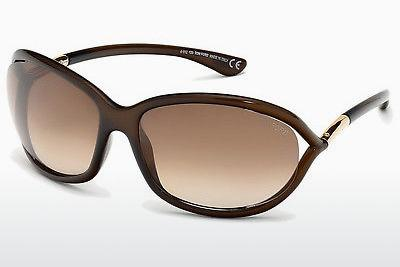 Solbriller Tom Ford Jennifer (FT0008 692) - Brun