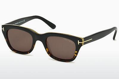 Solbriller Tom Ford Snowdon (FT0237 05J) - Sort