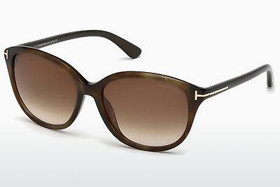 Solbriller Tom Ford Karmen (FT0329 50P) - Brun, Dark