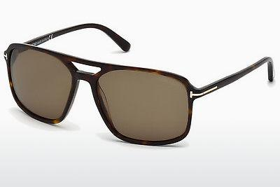 Solbriller Tom Ford Terry (FT0332 56P) - Havanna