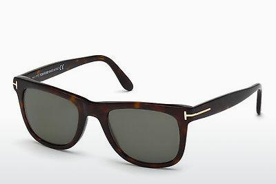 Solbriller Tom Ford Leo (FT0336 56R) - Havanna