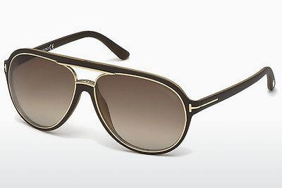Solbriller Tom Ford Sergio (FT0379 50K) - Brun, Dark