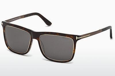 Solbriller Tom Ford Karlie (FT0392 52J) - Brun, Dark, Havana