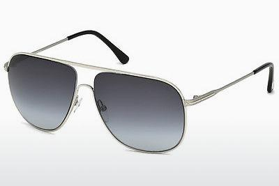 Solbriller Tom Ford Dominic (FT0451 16W) - Sølv, Shiny, Grey