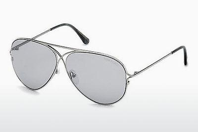 Solbriller Tom Ford Tom N.4 (FT0488-P 14C) - Grå, Shiny, Bright